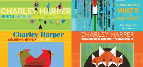 Charley harper store home page largest dealer in the world for Charley harper mural cincinnati